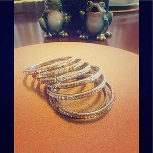 Jewelry - Rhinestone bracelets